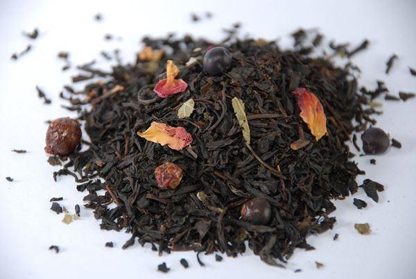 Billede af Mormor`s Bær te 1 Kg.