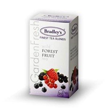 Billede af Bradley's Te breve<br/> Skovbær te.<br/>100 breve.