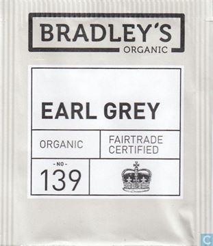 Billede af Bradley's Te breve Earl Grey Økologisk.<br/>100 breve.