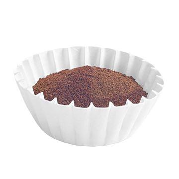 Billede af Kaffefiltre Skål filter 400 x 152 mm.
