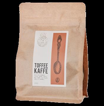 Billede af Toffee Kaffe<br/>10 x 250 g