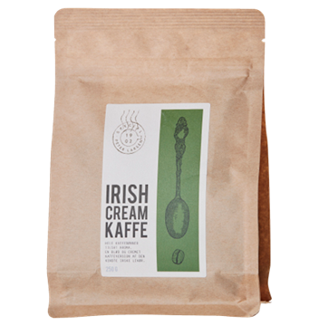 Billede af Irish Cream Kaffe<br/>10 x 250 g