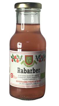 Billede af Rabarsaft Økologisk<br/> 28 x 250 ml.