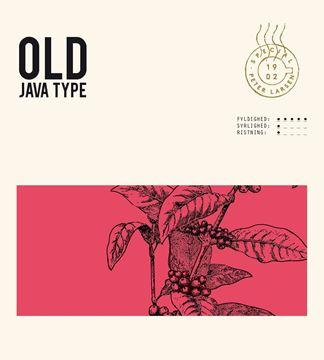 Billede af Old Java Type<br/> 5 kg hele bønner