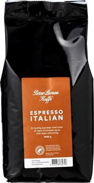 Billede af Espresso Italien Kaffe<br/>1 Kg Hele bønner.
